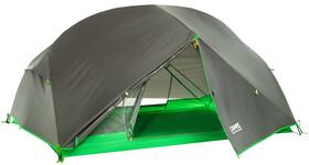 CAMPZ Lacanau 2P Tent greygreen | Gode tilbud hos addnature.no